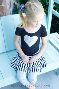 Glitter Heart Leotard-2