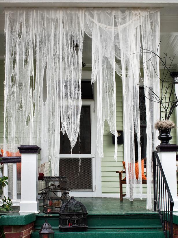 Halloween Porches