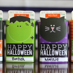 Printable Halloween Juice Box Covers {free printable}