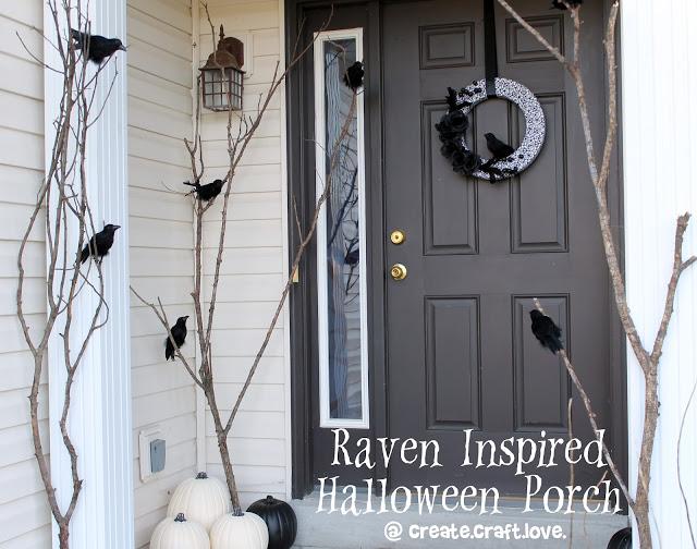 halloween porch 1