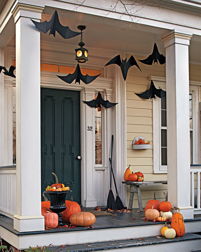 halloween porch 2