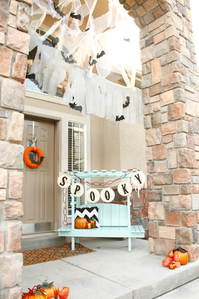 halloween porch 3