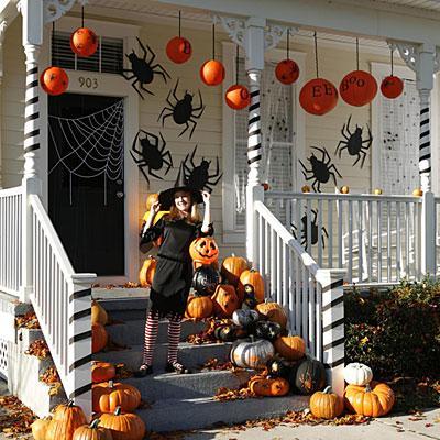 halloween porches 5