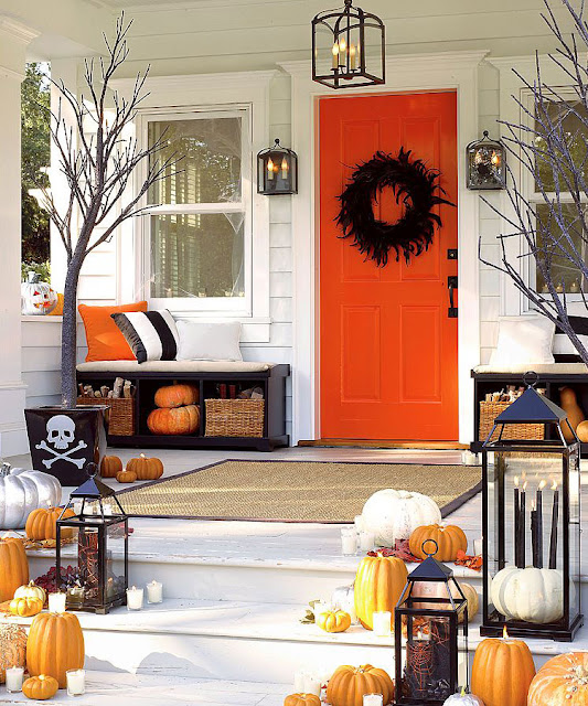 halloween porch 6