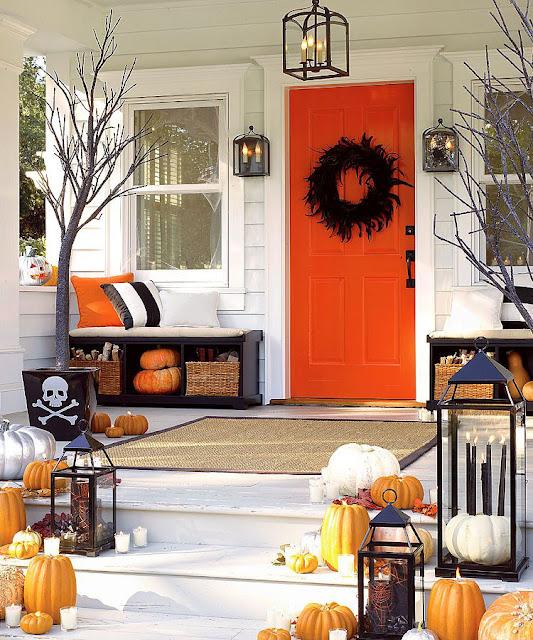 halloween porch 6
