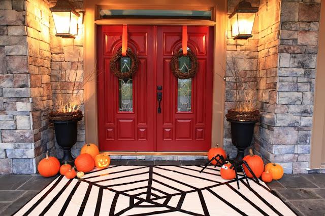 halloween porch 8