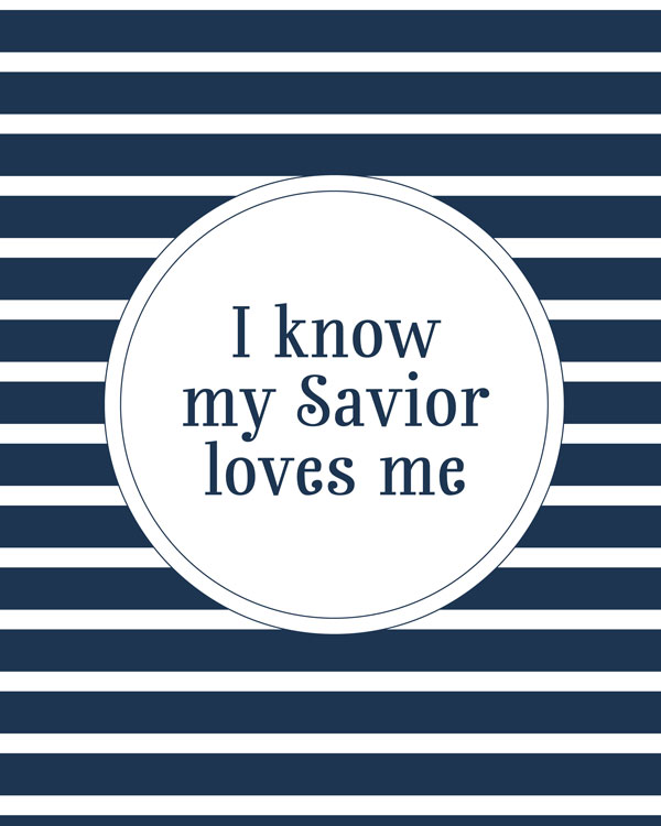 I-Know-My-Savior-Loves-Me