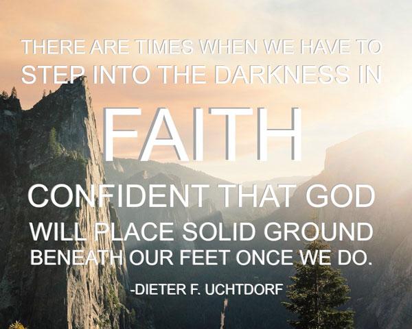 Step-in-Faith