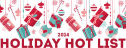 Holiday Hotlist Coupon Book