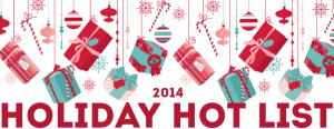 holiday hot list
