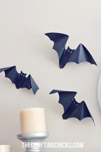 sm halloween mantle 1