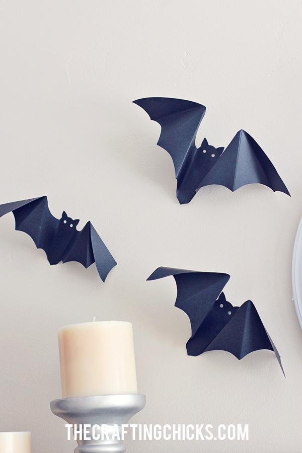 sm halloween mantle 1