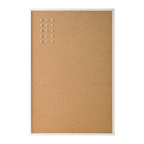 Cork board for Job Charts
