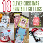 18 Clever Christmas Gift Tags