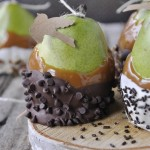 A Patridge in a Chocolate Caramel Covered Pear::Bloggers Best 12 Days of Christmas