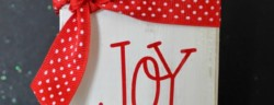 Joy to The World Block::Bloggers Best 12 Days of Christmas
