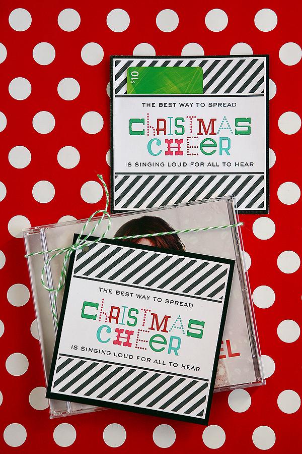 christmas cheer gift