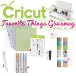 Cricut Favorite Things Giveaway