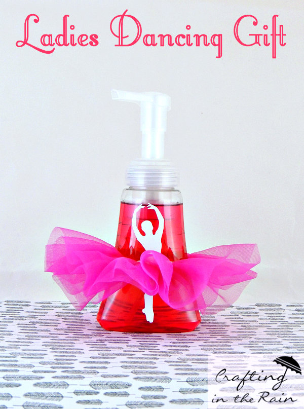 Ladies Dancing Gift Idea