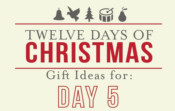 5 Golden Rings::Bloggers Best 12 Days of Christmas - The Crafting Chicks