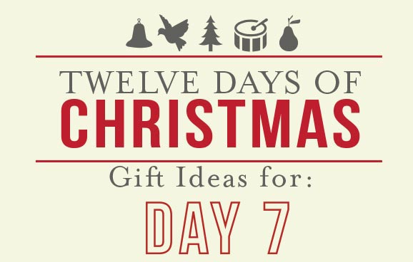 12 days of christmas gift giving ideas