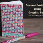 Covered Notebook Gift Idea using Graphic Skinz