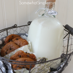 French Vanilla Milk & Cookies::Bloggers Best 12 Days of Christmas