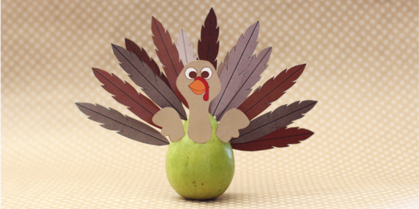 Project Turkey {A Free Printable Thanksgiving Project}