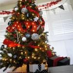 Red, White, & Black Tree Dream Tree