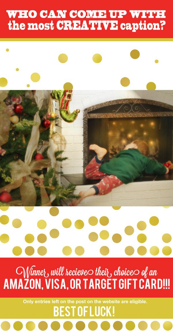 Holiday Caption Contest!