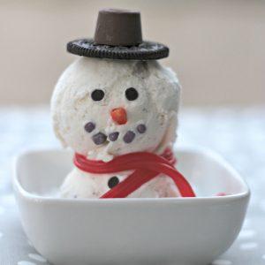 Ice Cream Snowman 16