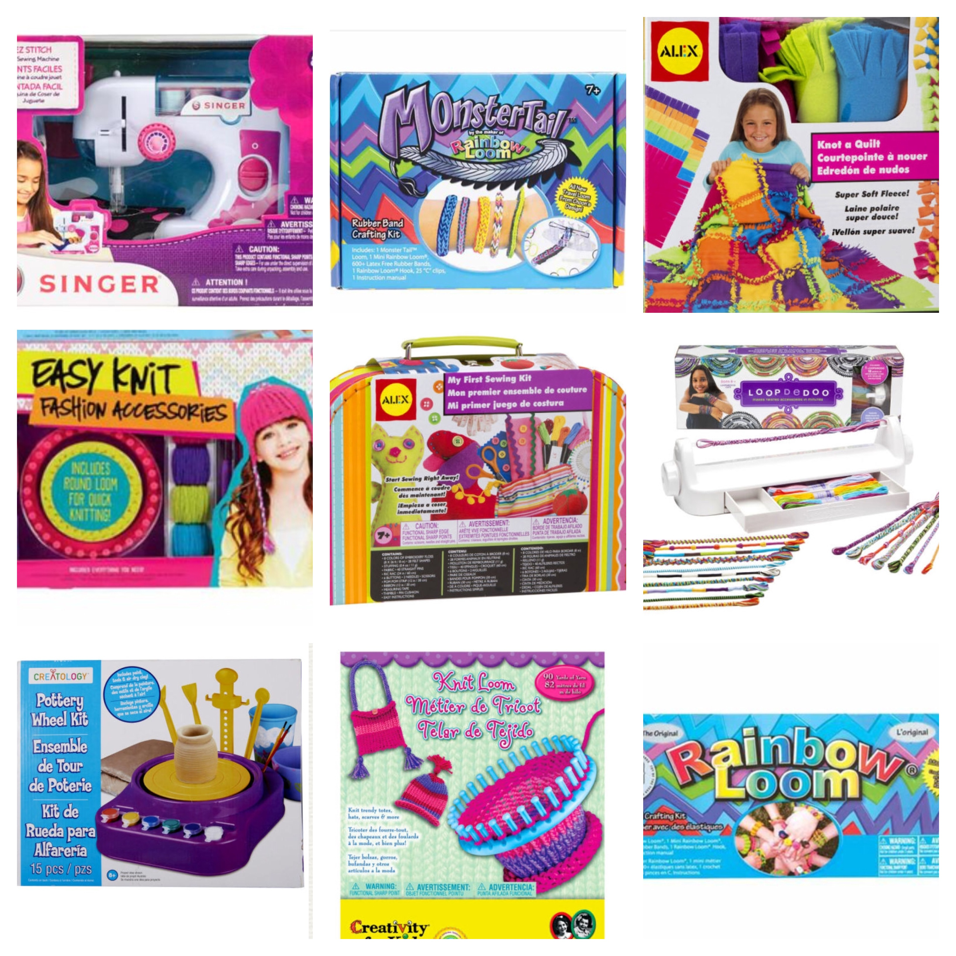 Top 9 craft gifts for girls 8 10 the crafting chicks for Craft presents for girls