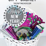 New Year's Eve Gift Basket