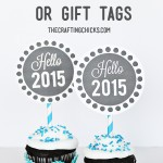 Quick New Year's Eve Party Printables!
