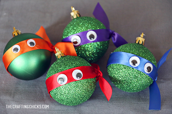 sm ninja turtle ornaments 3