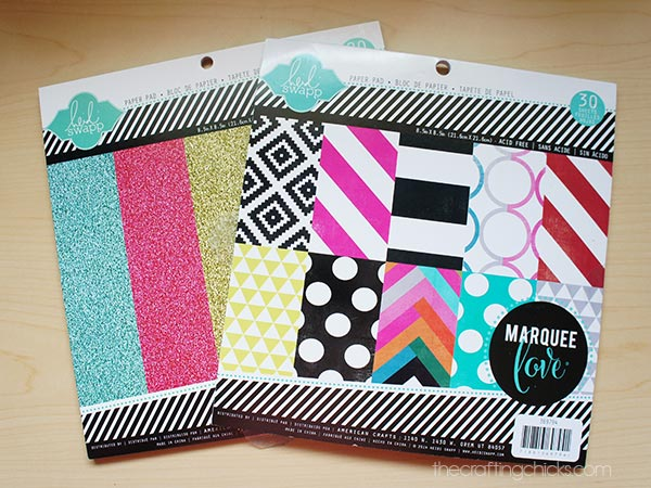 Create Marquee Letters The Crafting Chicks