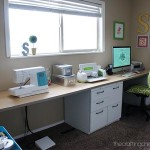 Office/Craftroom Tour