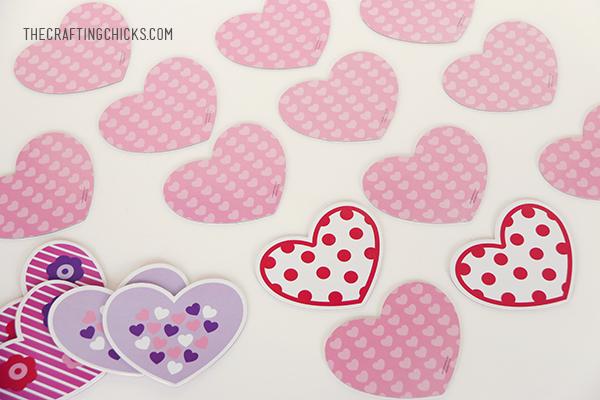 sm valentine heart concentration