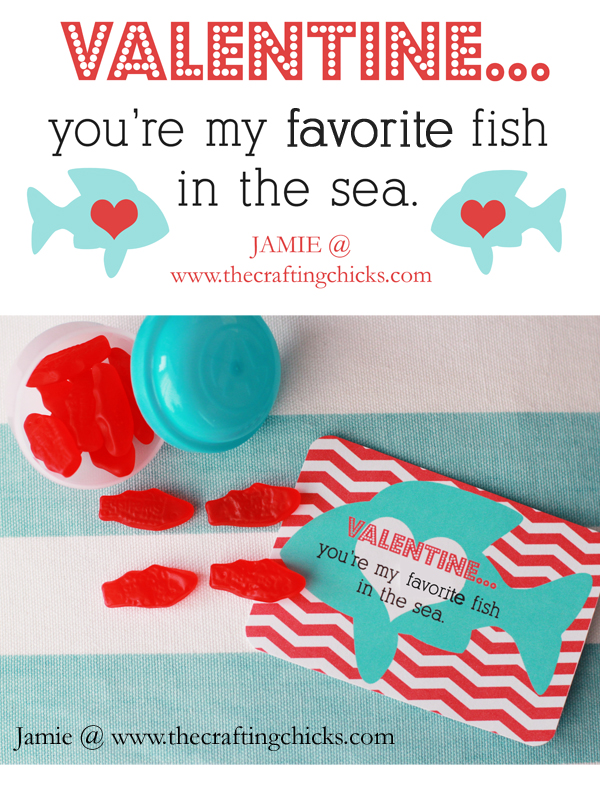 21 Free Printable Valentines on The Crafting Chicks - Oh my kids are going to love these!  And I love how easy they are!