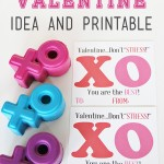 Don't Stress Valentine! *Free Printable