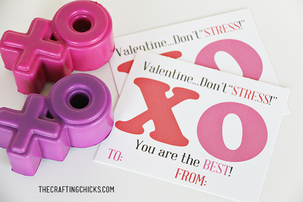 21 Free Printables Valentines on The Crafting Chicks - Oh my kids are going to love these!  And I love how easy they are!