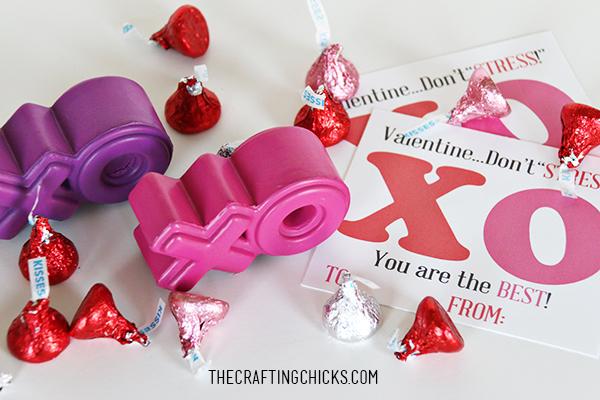don't stress valentine
