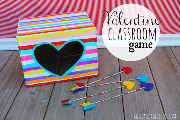 Valetine's Day Class Party 101 - Everything you need for a class party! Games, Treats, Crafts and more!