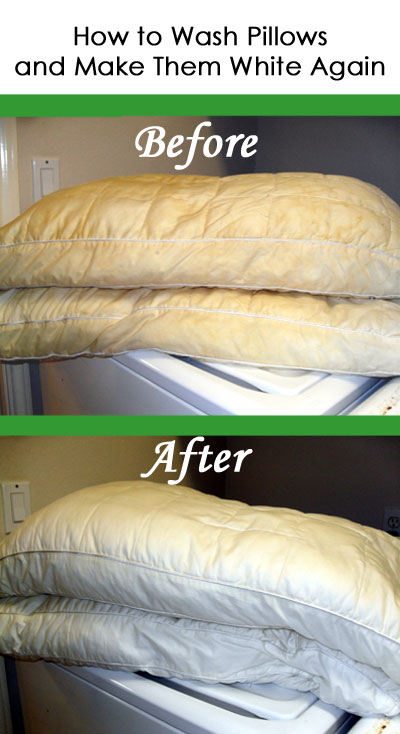 Yellow Stains On Pillow Cases How To Remove Yellow Stains