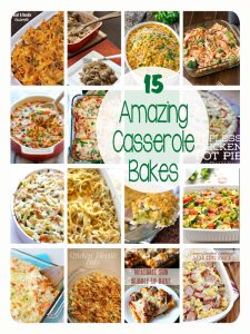 15 Amazing Casserole Bakes - These look so good! I know what I'm making for dinner!