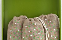 St. Patrick's Day Confetti Bag 3