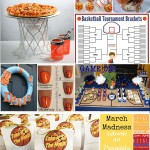 March Madness – 16 Sweet Ideas