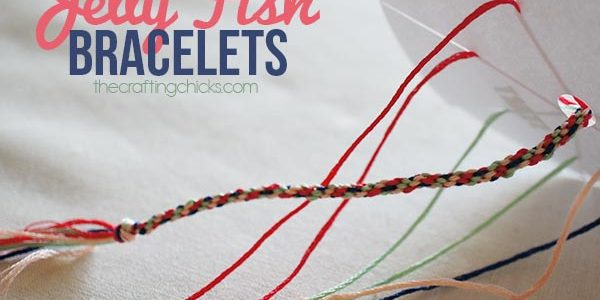 Jellyfish Friendship Bracelets