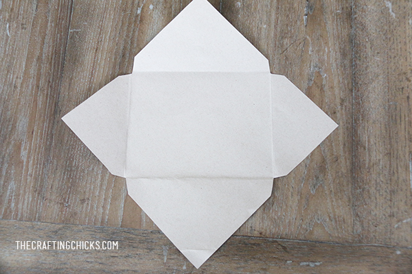 love letter diy envelope the crafting chicks