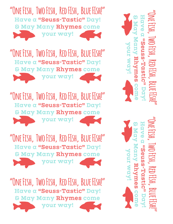 sm dr seuss one fish two fish sheet